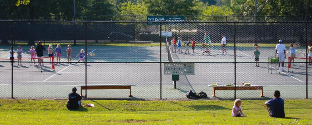 Laurel Park Tennis Center