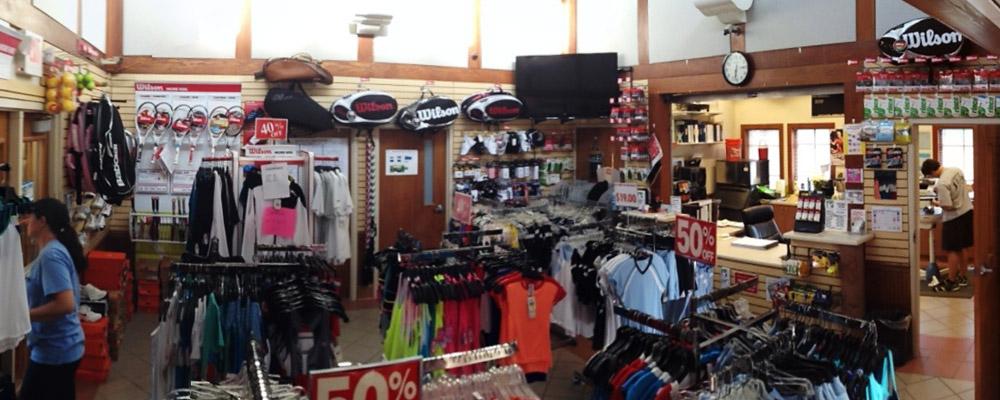 Laurel Park Tennis Center Pro Shop