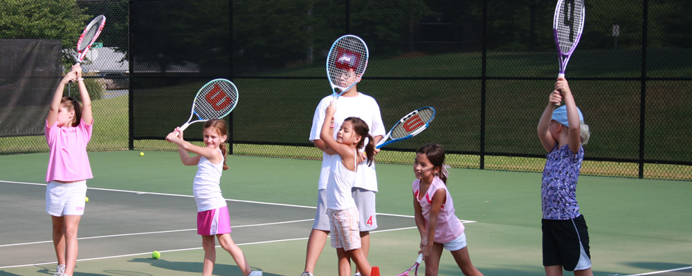 Summer Tennis Camp Programs
