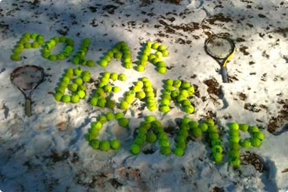 Polar Bear Tennis Camp