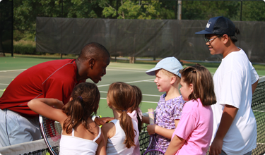 Summer Junior Tennis Camp